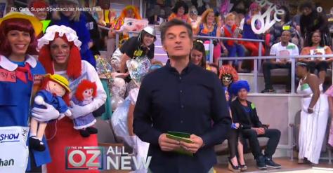 Dr Oz Episode: Dr. Oz's Super Spectacular Health Fair (June 6, 2014)